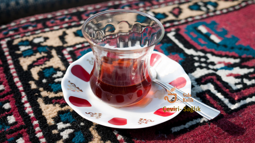 Çay içmek için size 5 Neden
