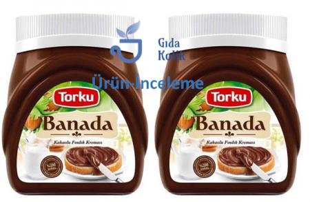 Torku Banada Fındık Kreması