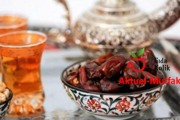 Ramazan Deyince Akla Gelen Gıdalar